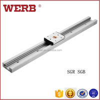 Low price SGR SGB series cnc guide linear rail for Automatic System