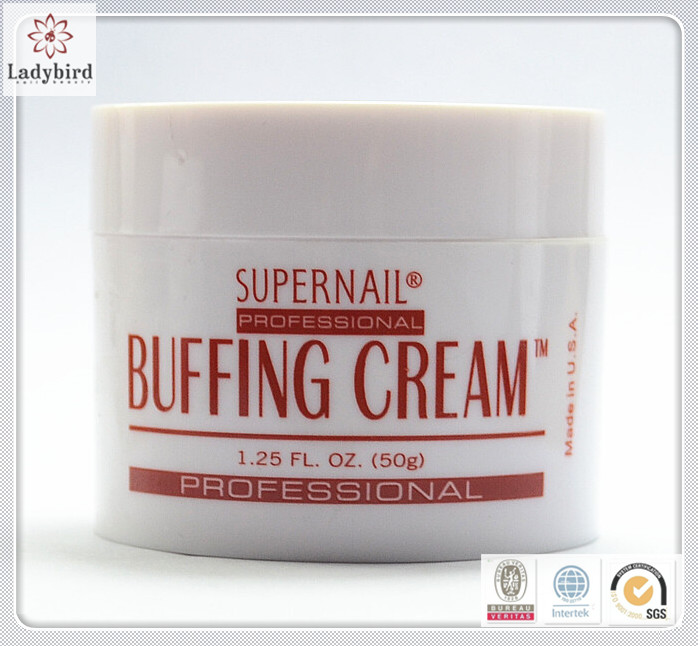 Professional nail Buffing Cream