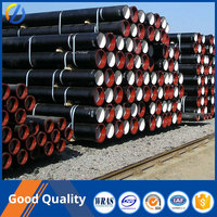 Ductile Iron Cast Pipe