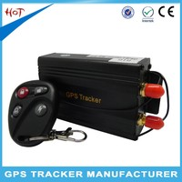 Anti theft GPS Tracking system Gps tracker TK103 with long life battery