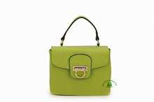 Hot sale good quality green lady's leather bags 2014 the most popular handbag dropship paypal