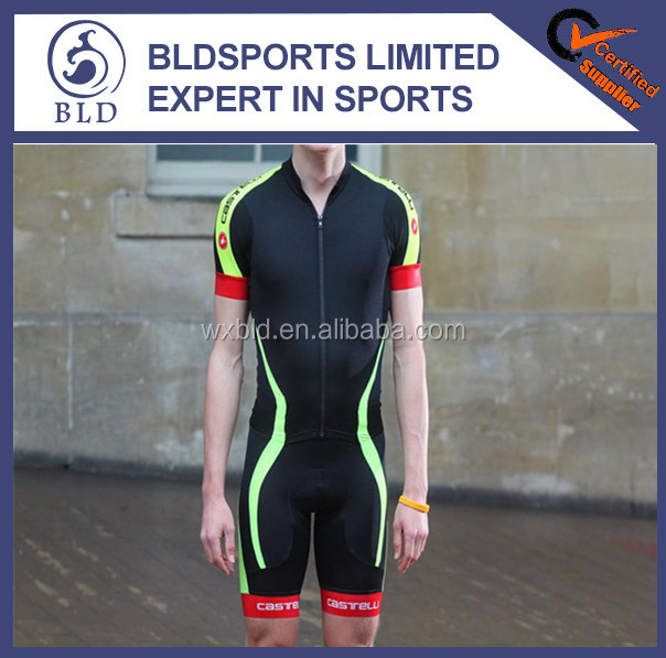 New arrival and customized wear durable cycling sports wear