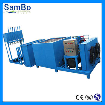 Industrial 1-50 Tons/day Ice Block Making Machine Factory in China