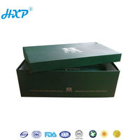 paper box 1C 1-Layer SBB Offset Wholesale cardboard shoe boxes