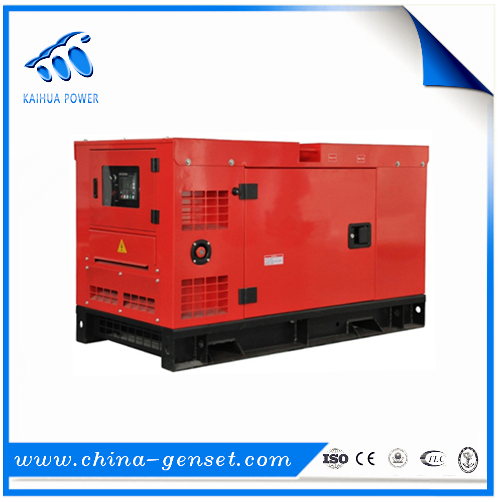 10KVA small silent diesel generator powered by perkin diesel electricity generator