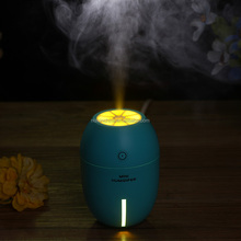 Mini USB lemon shaped ultrasonic cool humidifier cool water spray mini mist humidifier