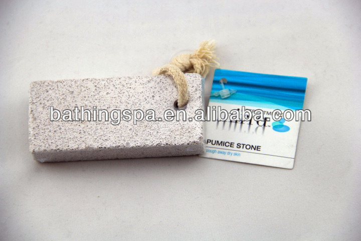 Hot selling white pumice stone