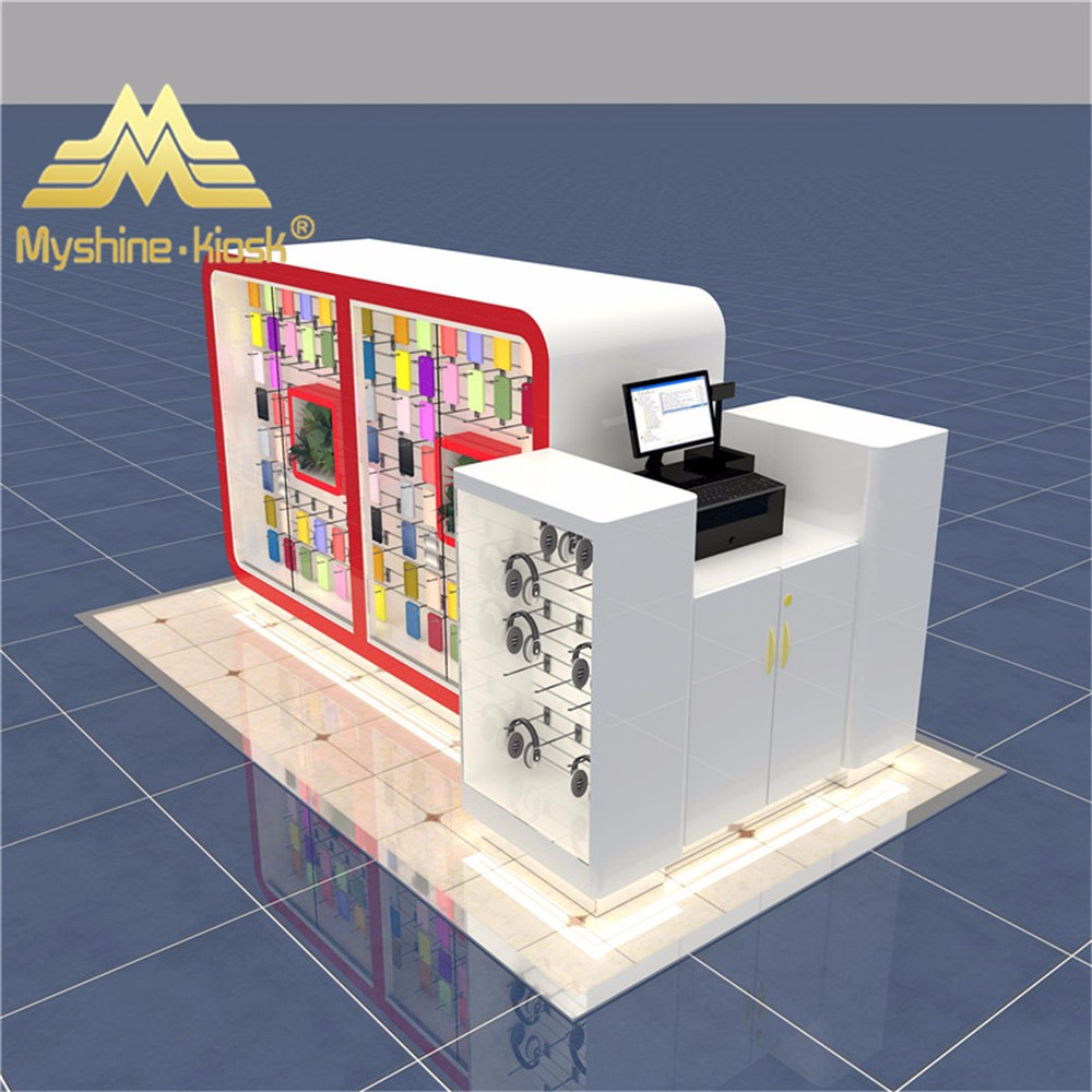 cell phone kiosk display rack, mobile phone store furniture display counter ideas
