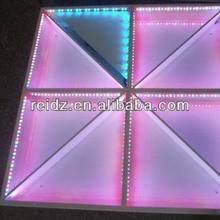 approved by ce&rohs led light glass bricks