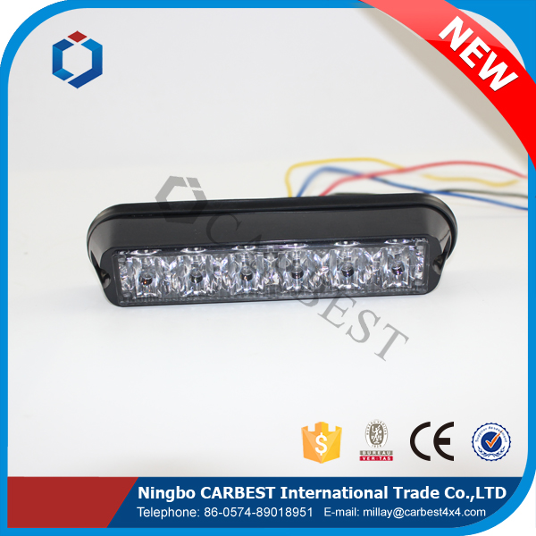 High Quality Led Grille Light signal light H6691C for 4x4 car