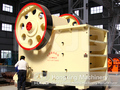 Biggest model stone jaw crusher PE1200*1500