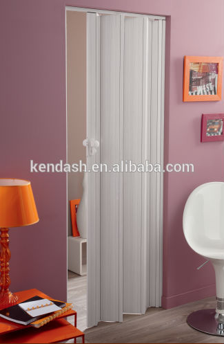 Newly Design Pvc Plastic Folding Sliding Door For Interior Bathroom Buy Newly Design Pvc