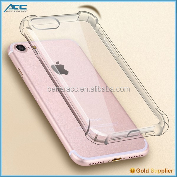 Cheap factory soft tpu phone case for iPhone 7 case,for iphone 7 case tpu