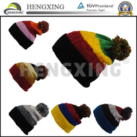 Unique novelty winter hats with pompon