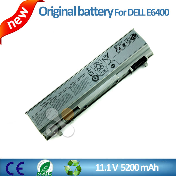 New Laptop battery For dell E6400 E6410 E6500 E6510 M2400 M4400 M4500 battery notebook number 312-0748 312-0754 312-0917