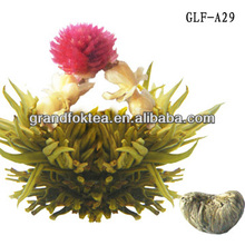 Flower tea blooming tea jasmine best selling products 2017 in USA