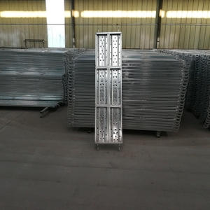 Anti-slip ring lock Scaffolding Plank with hook