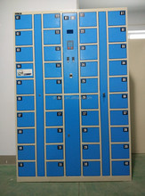 electric fingerprint locker lock for parcel storage:CT40F