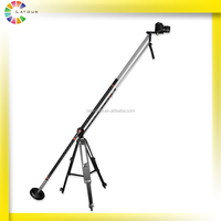 Photography shooting Film Movie video making cameras foldable aluminum alloy video camera crane jib maker