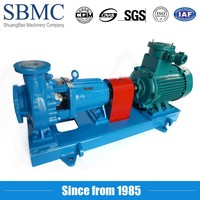 Acid resistant centrifugal pump, magnetic drive