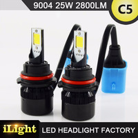 2016 best selling kit car manufacturer kit car 25w 2800lumens each bulb high quality with CE DOT ROHS Certification approval