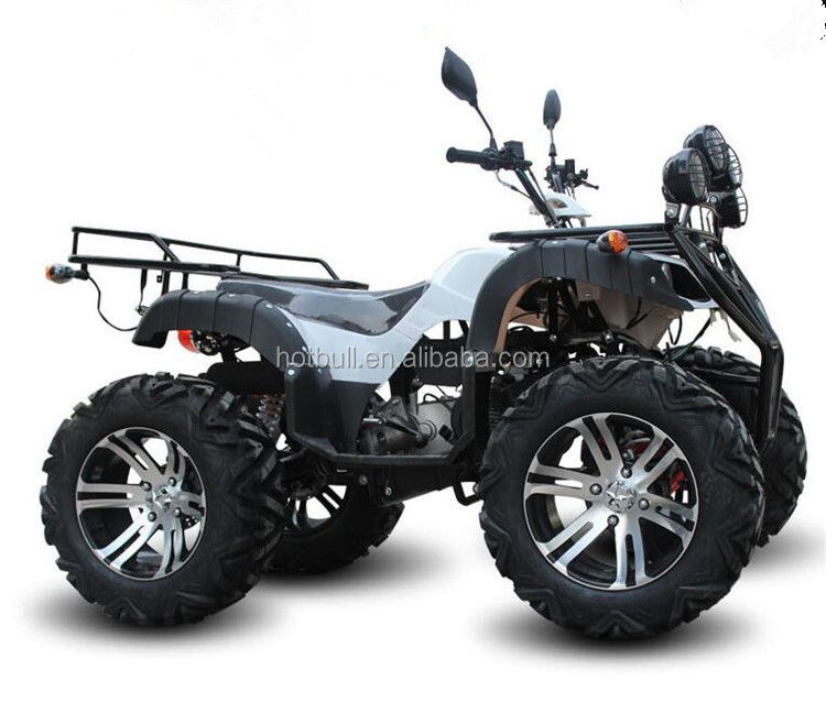 2017 high quality automatic gear 4 wheels quad ATV 200cc