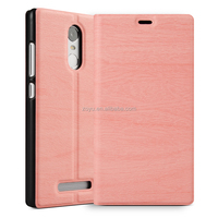 2016 hot selling mobile phone pu case for xiaomi red mi