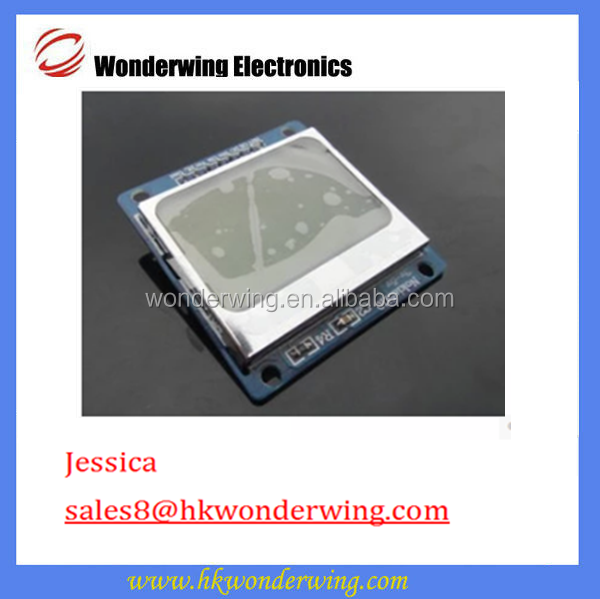 1.6 inch Nokia 5110 LCD Module Blue for arduino