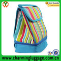 Customized New recycle 6 pack nylon cooler bag