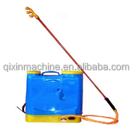 Ultra - high voltage electric knapsack sprayer for agriculture and forestry use