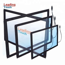 "22"" 16:10 Multitouch infrared transparent lcd touch screen"