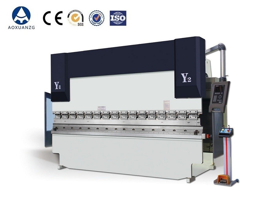 China hydraulic Press Brake for carbon steel