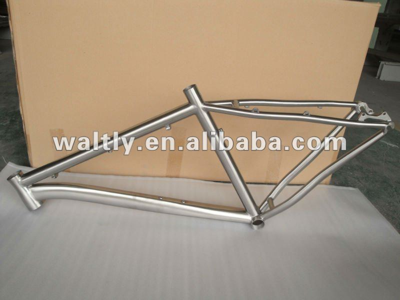 Titanium mountain bike/MTB frame