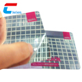 PVC Plastic mirror business cards