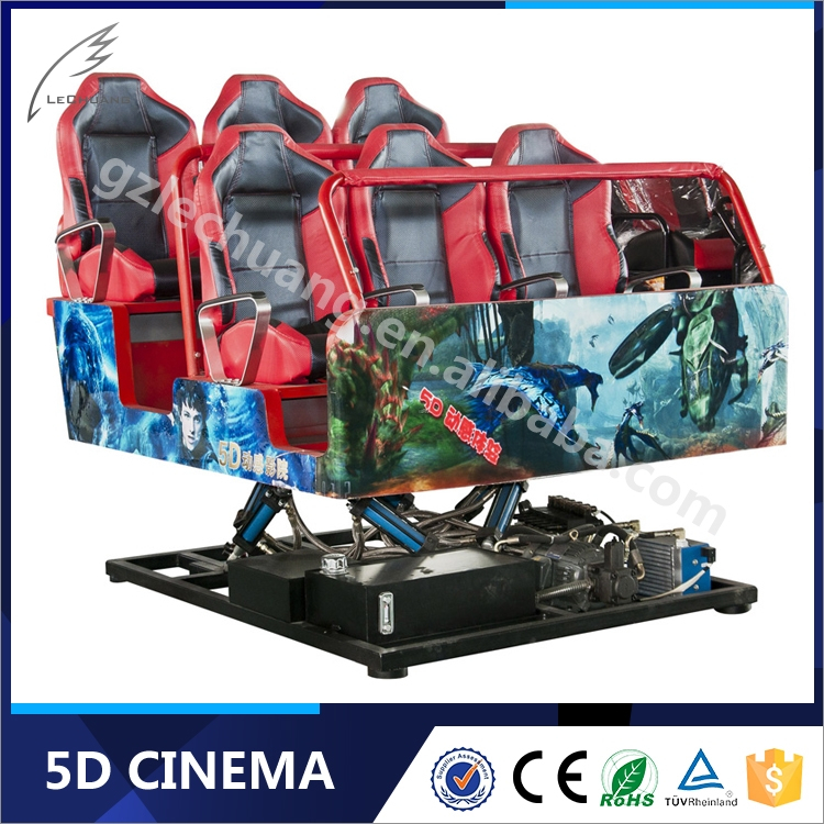 Strong Impact 8D/9D/Xd Cinema Various 5D Effect New Products 3D 4D 5D 6D Cinema Theater Movie System Suppliers