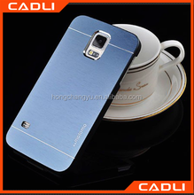 2016 Newest Motomo Luxury For Samsung Galaxy S5 Aluminum Metal Hard Case