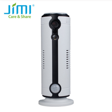 Jimi home cctv security wifi 3g camera with sim card to send sms, notification and auto-dial sos no
