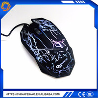 Top products hot selling custom gaming oem/computer wired liquid mouse