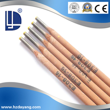 China highest quality hot sale low alloy stainless steel welding electrode e308-16 mild steel rod