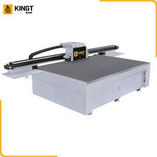 Factory Directly Large Format Digital Flatbed Printing Machine for phone case /leather/glass
