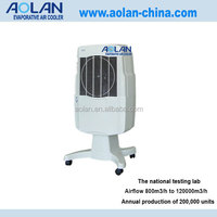 Mini portable air conditioner car floor standing aircon