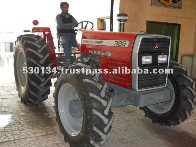 MF-385 (85HP) Wheel Tractors