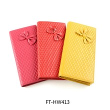 Quality Fashion Girls Wallet Pu Wallets, Money Case