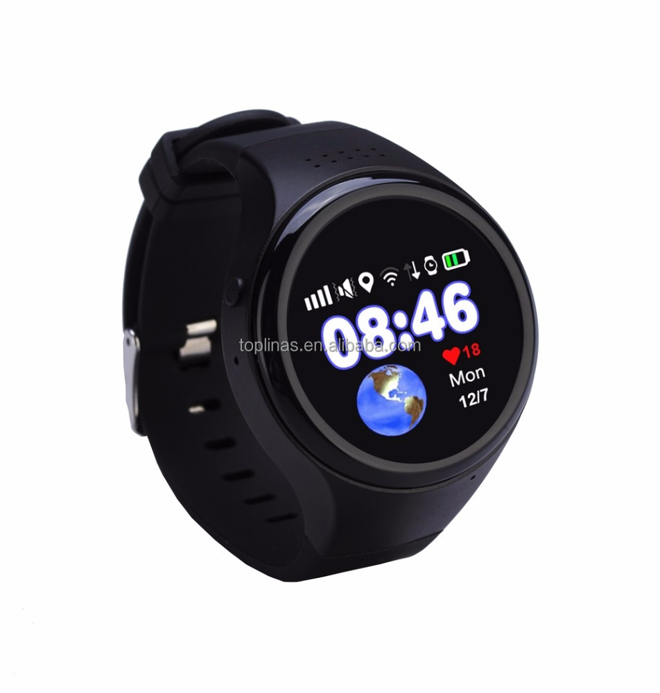 Kids GPS Tracker Watch SOS Emergency Alarm GSM SIM anti-lost remote children safe gps watch T88