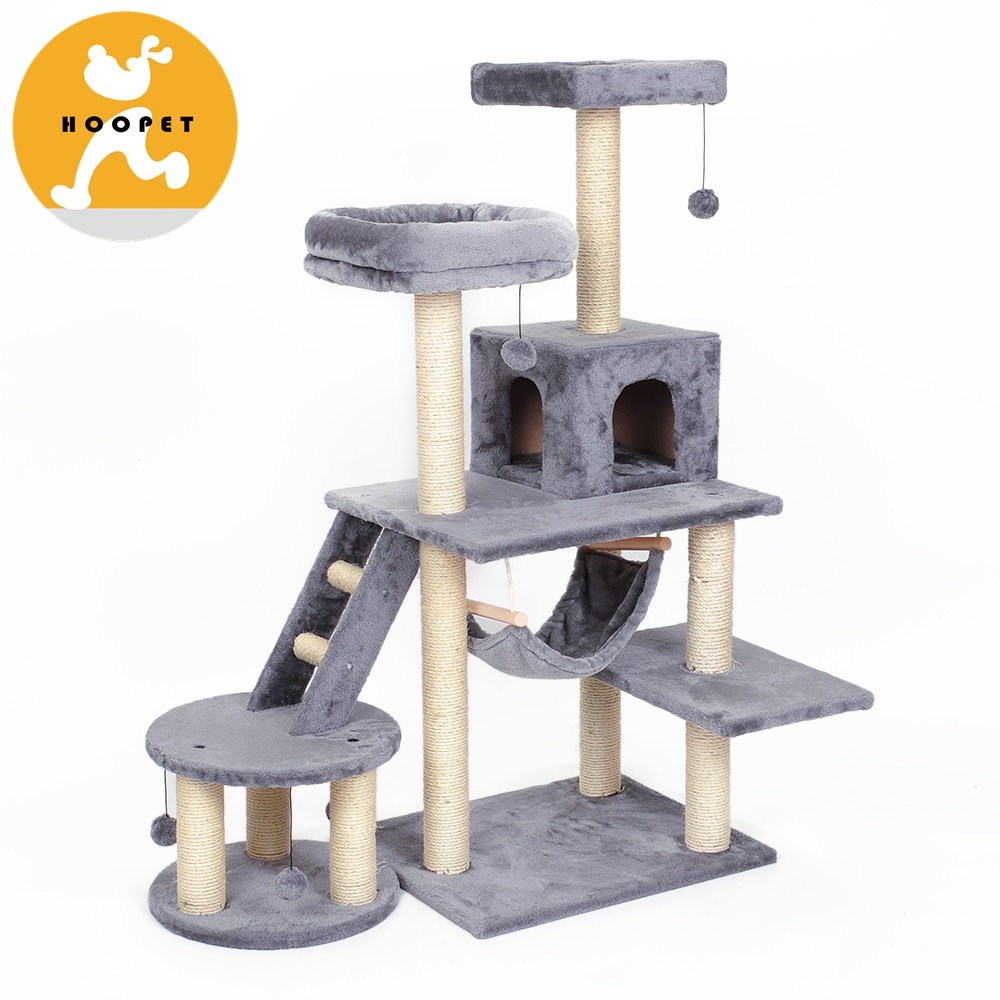 2017 New Product Ceiling Cat Tree House Furniture Cat Scratching Post Cat Condos