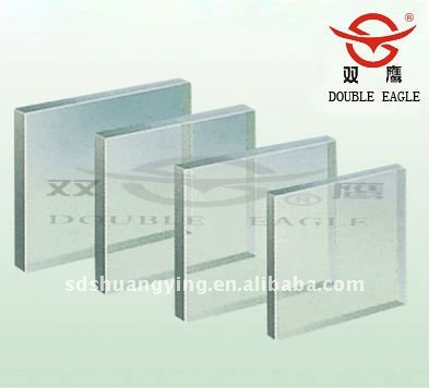 medical and nuclear radiation x ray protective lead glass