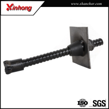 Rock Reinforcement r38 stainless steel anchor bolt and thread bar for Underground Mining