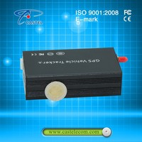 temperature and fuel monitoring gps tracker device for fleet management