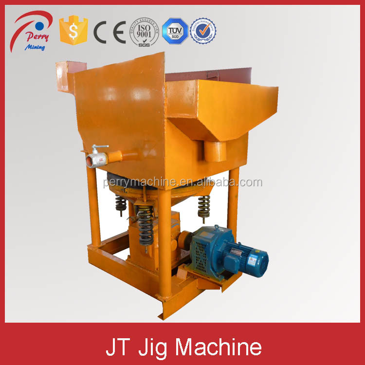 Portable Commercial Use Small Jig Machine, Mini Jig Machine For Barite