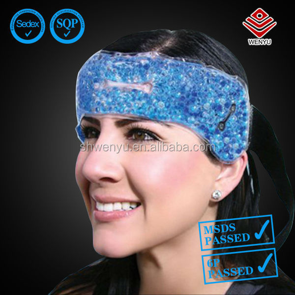 hot and cold gel bead pack for personal care